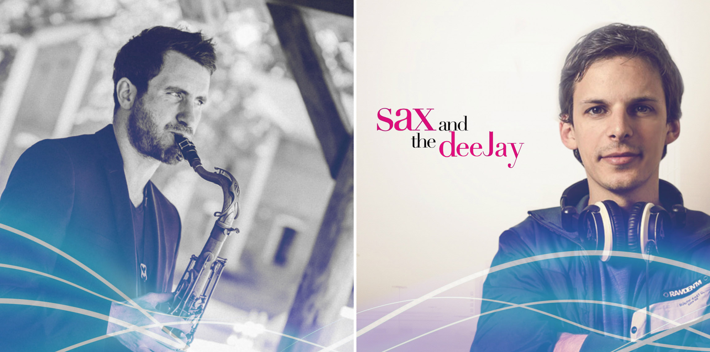 DJ & Saxophon